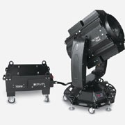G400 Searchlights, searchlights, moving head searchlight, single beam moving head searchlight- image